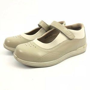Drew Active Rose Orthopedic Mary Jane Shoes 9.5 W